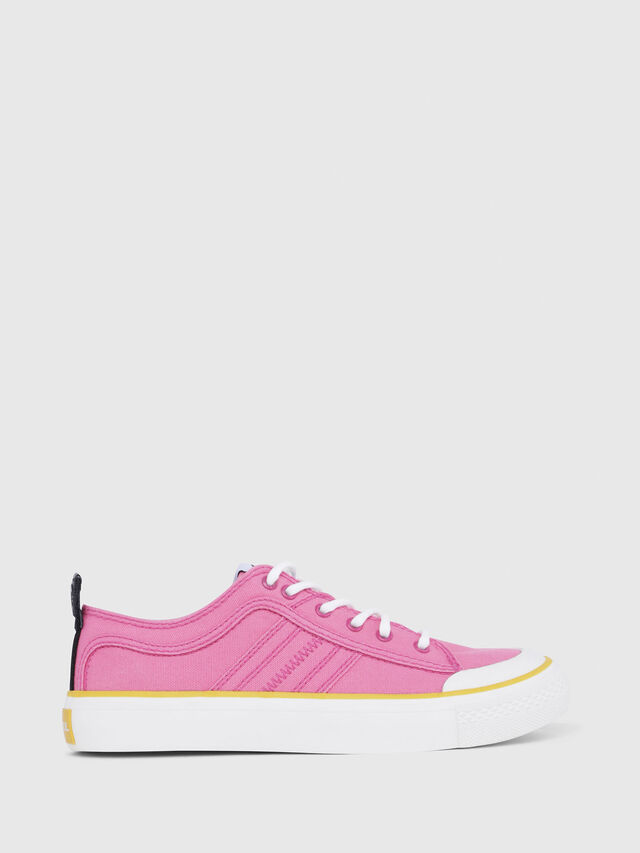 Diesel - S-ASTICO LC LOGO W, Rosa - Sneakers - Image 1