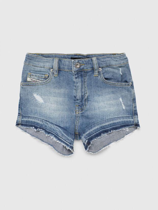 PGINGHER-R, Azul Claro - Shorts