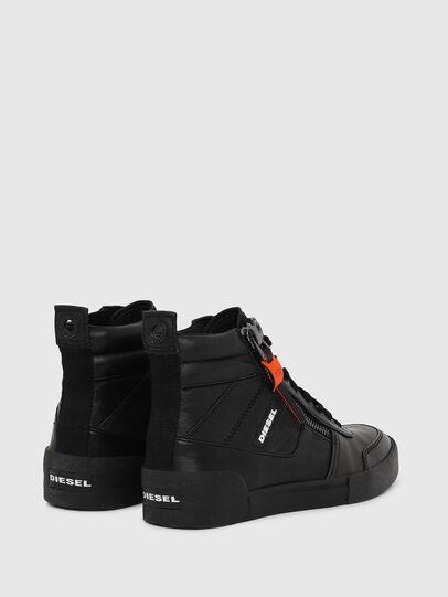 Diesel - S-DVELOWS, Negro - Sneakers - Image 3