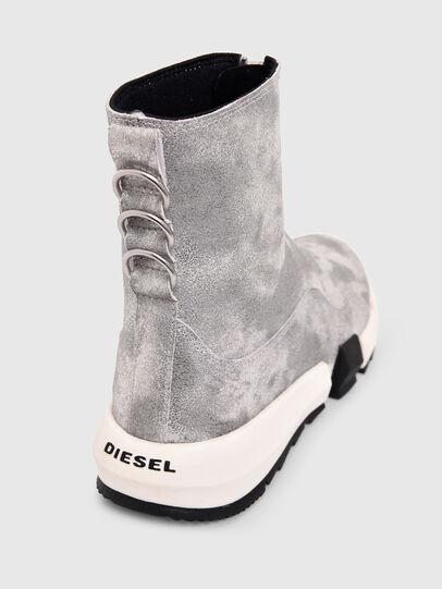 Diesel - H-PADOLA Z PC W, Plata - Sneakers - Image 4