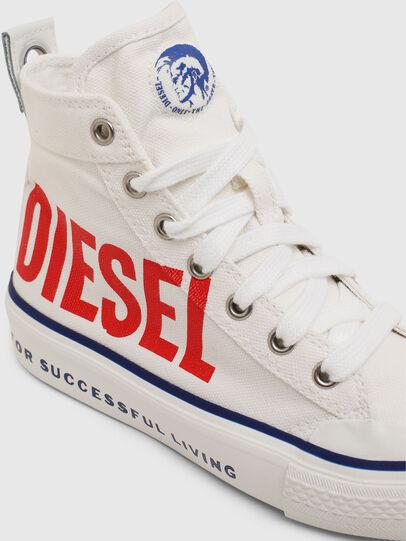 Diesel - SN MID 07 MC YO, Blanco - Calzado - Image 4