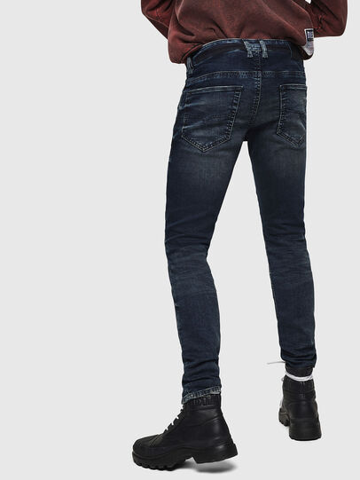 Diesel - Thommer JoggJeans 069GD, Azul Oscuro - Vaqueros - Image 2