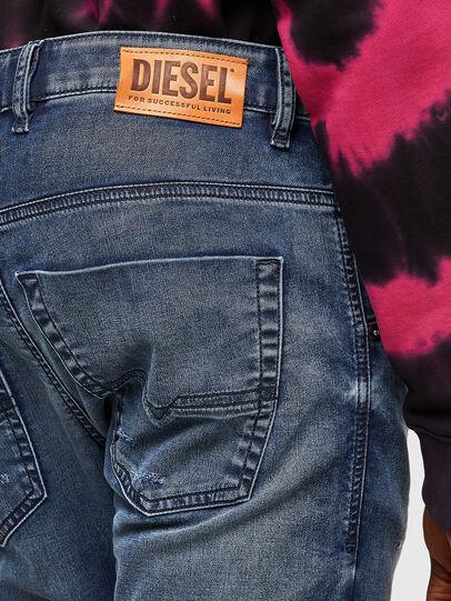 Diesel - Krooley JoggJeans® 069SL, Azul Oscuro - Vaqueros - Image 4