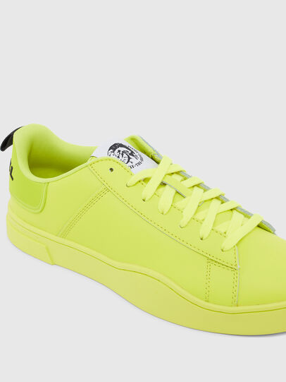 Diesel - S-CLEVER LOW LACE, Amarillo - Sneakers - Image 4
