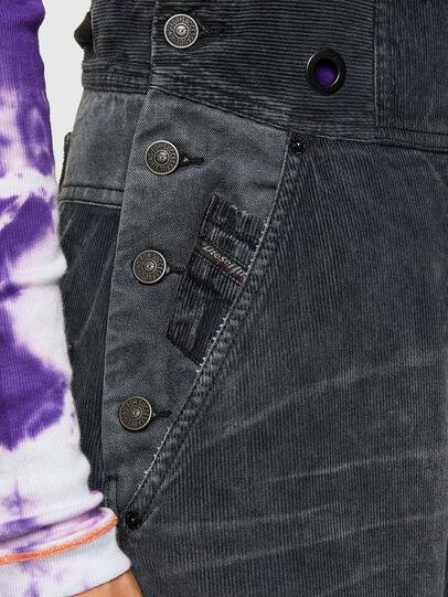 Diesel - P-KIRITE, Negro - Pantalones - Image 4