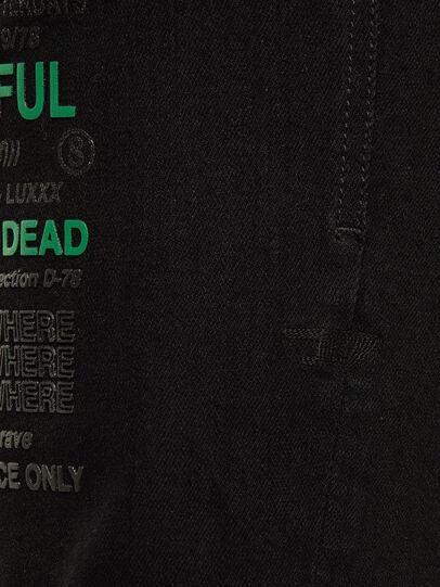 Diesel - D-Amny 009HB, Negro/Gris oscuro - Vaqueros - Image 5