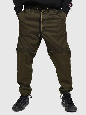 P-CASHORT, Verde Militar - Pantalones