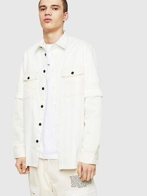 S-KOSOV, Blanco - Camisas