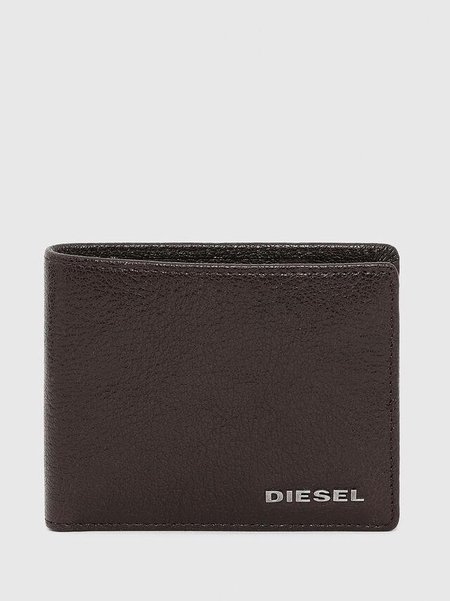 Diesel - HIRESH XS, Marrón - Monederos Pequeños - Image 1