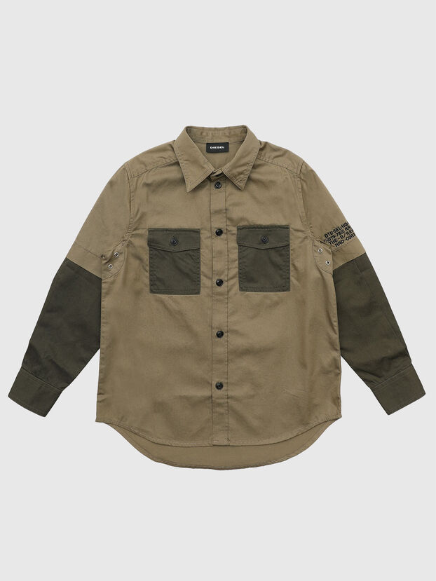 CSKOSOV OVER, Verde Militar - Camisas