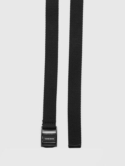 Diesel - B-LONPE, Negro - Cinturones - Image 3