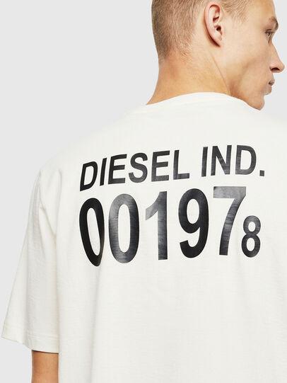 Diesel - T-JUST-VINT, Blanco - Camisetas - Image 3