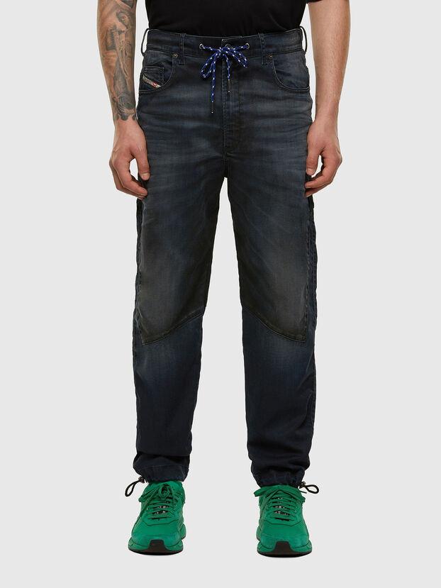 D-Skint JoggJeans 069PE, Azul Oscuro - Vaqueros
