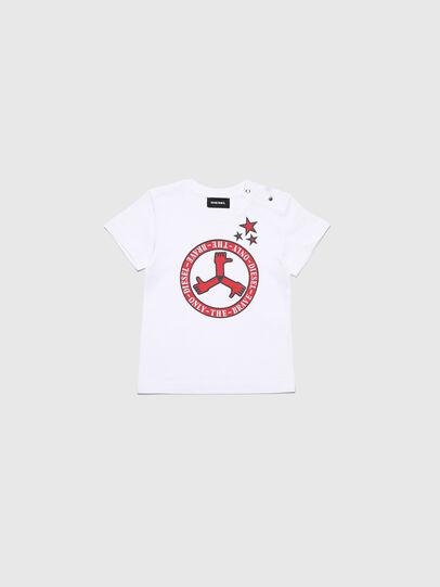Diesel - TARTB, Blanco - Camisetas y Tops - Image 1