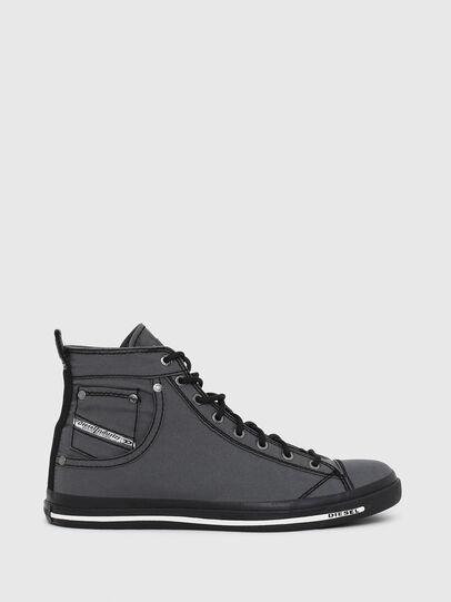 Diesel - EXPOSURE I, Gris oscuro - Sneakers - Image 1