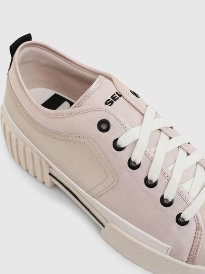 Diesel - S-MERLEY LOW, Blanco Brillante - Sneakers - Image 4
