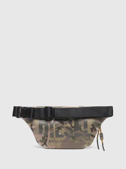 Diesel - ALLAN, Verde Militar - Bolsas con cinturón - Image 2