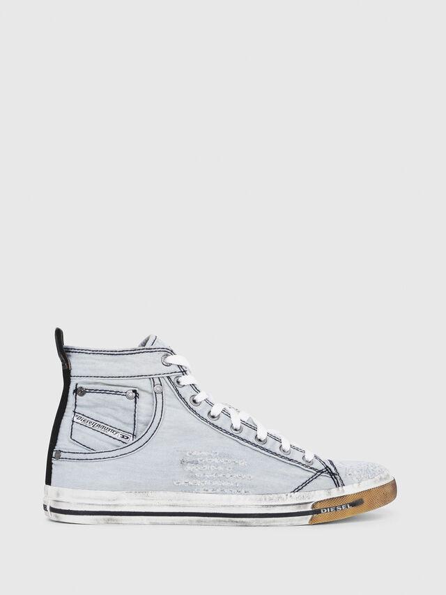 Diesel - EXPOSURE I, Azul Claro - Sneakers - Image 1