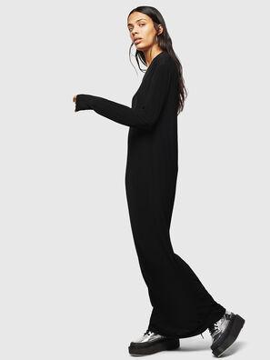 D-RIBONET, Negro - Vestidos