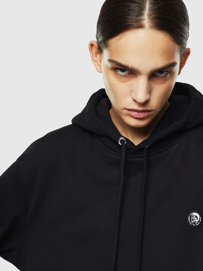 Diesel - S-AFTER, Negro - Sudaderas - Image 6