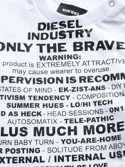 Diesel - TDIEGOS3B, Blanco - Camisetas y Tops - Image 3