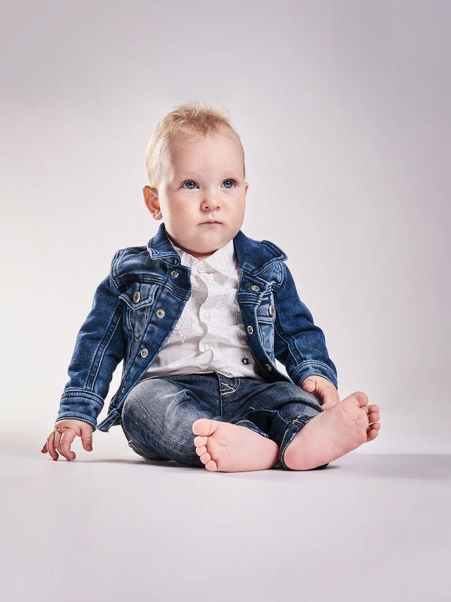 Diesel - JAFFYB JOGGJEANS J, Blue Jeans - Chaquetas - Image 1