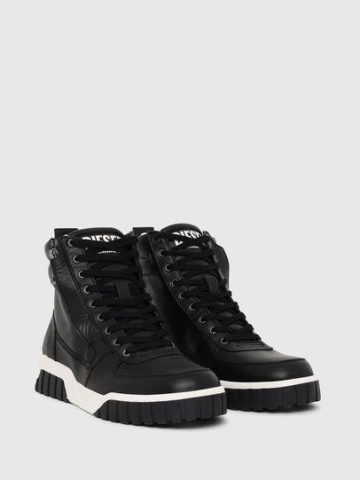 Diesel - S-RUA MID, Negro - Sneakers - Image 2