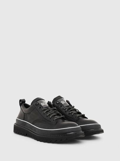 Diesel - H-SHIROKI DBS, Negro - Sneakers - Image 2