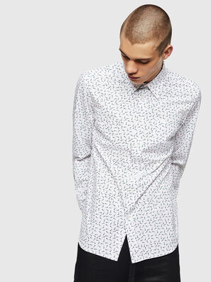 S-VEN-NAIL, Blanco - Camisas