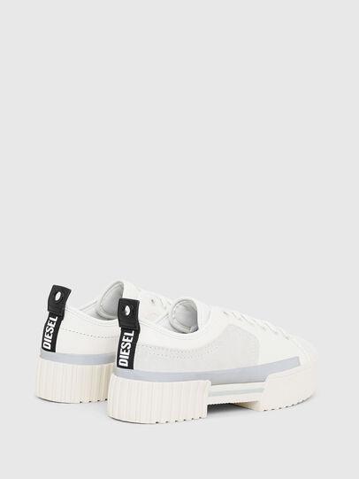 Diesel - S-MERLEY LOW, Blanco - Sneakers - Image 3