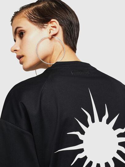 Diesel - TELIX-A, Negro - Camisetas - Image 3