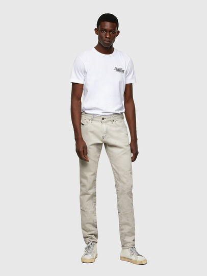 Diesel - T-DIEGOS-K42, Blanco - Camisetas - Image 4