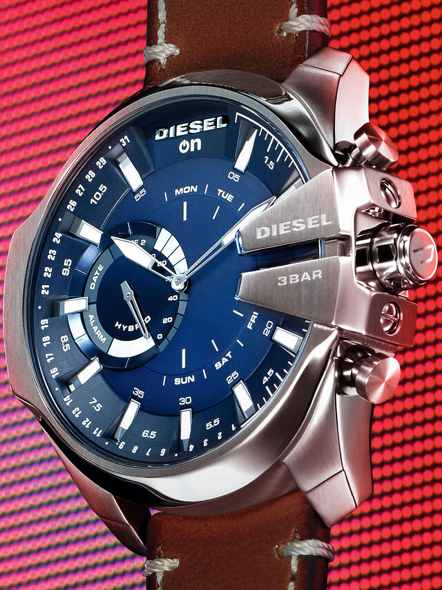 Diesel - DT1009, Marrón - Smartwatches - Image 2