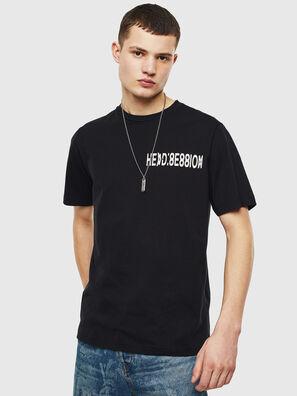 T-JUST-T10, Negro - Camisetas