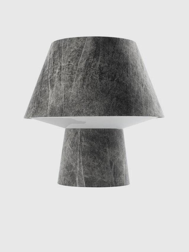 Living SOFT POWER GRANDE, Negro - Lámparas de Sombremesa - Image 1