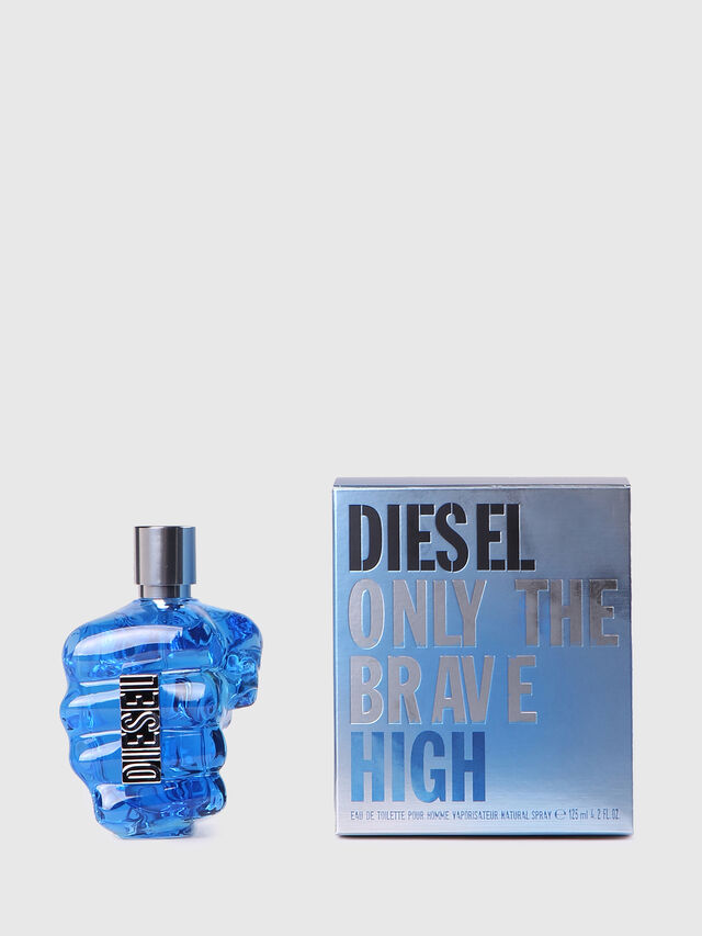 ONLY THE BRAVE HIGH  125ML, Azul