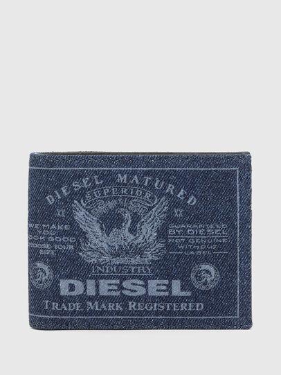 Diesel - HIRESH S, Blue Jeans - Monederos Pequeños - Image 1
