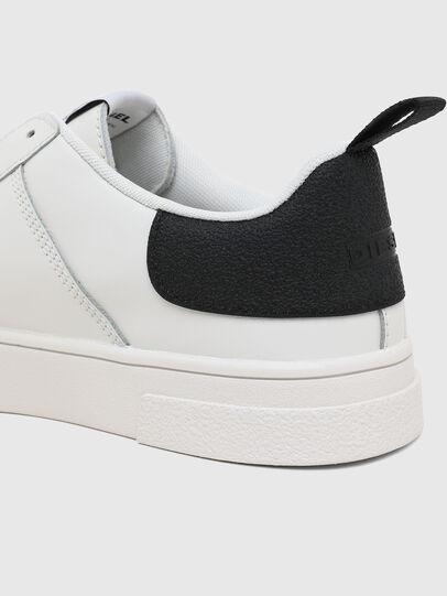 Diesel - S-CLEVER SO, Blanco/Negro - Sneakers - Image 5