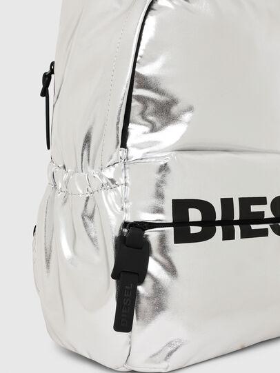Diesel - F-BOLD BACK II, Plata - Mochilas - Image 4