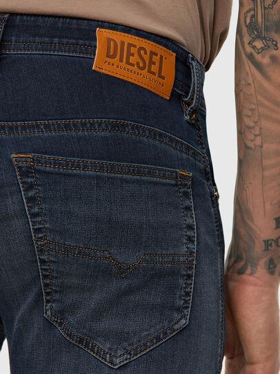 Diesel - Thommer JoggJeans® 069NE, Azul Oscuro - Vaqueros - Image 4