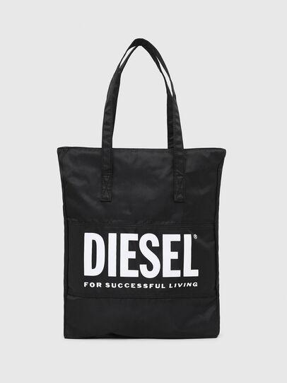 Diesel - BBAG-TOTE, Negro - Accesorios de playa - Image 2