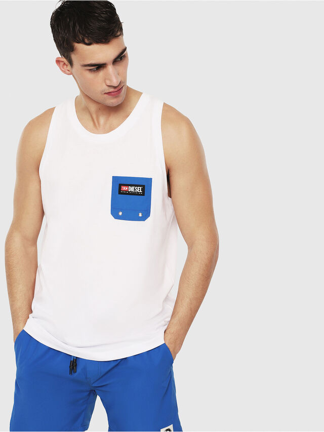 Diesel - BMOWT-LOCO, Blanco/Azul - Out of water - Image 1