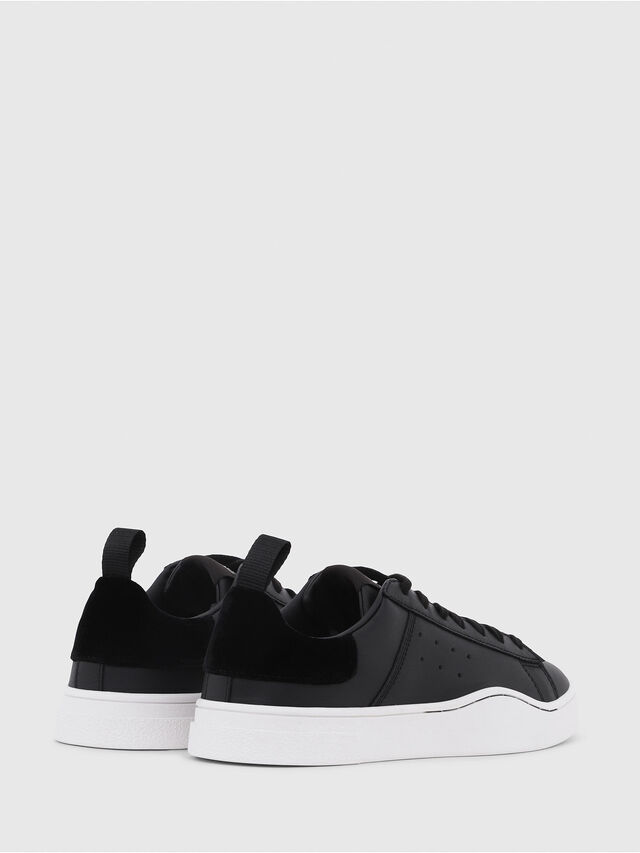 Diesel - S-CLEVER LOW W, Negro - Sneakers - Image 3