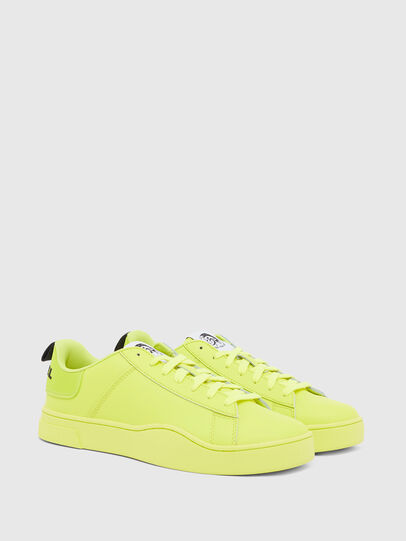 Diesel - S-CLEVER LOW LACE, Amarillo - Sneakers - Image 2