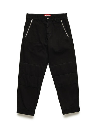 Diesel - GR02-P301, Negro - Pantalones - Image 1