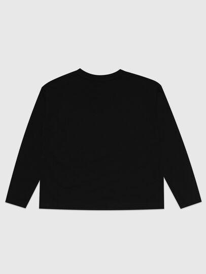 Diesel - TRASY, Negro - Camisetas y Tops - Image 2