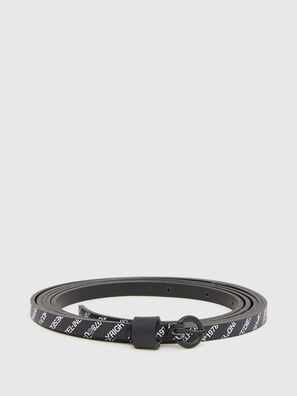 B-DUCOPY, Negro - Cinturones