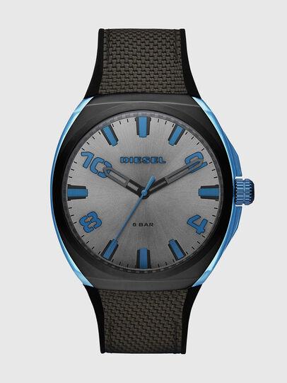 Diesel - DZ1885, Negro/Azul - Relojes - Image 1