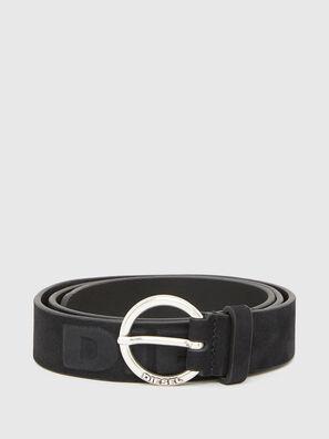 B-RINGNEW, Negro - Cinturones