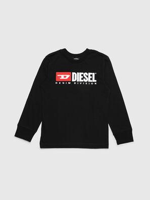 TJUSTDIVISION ML, Negro - Camisetas y Tops
